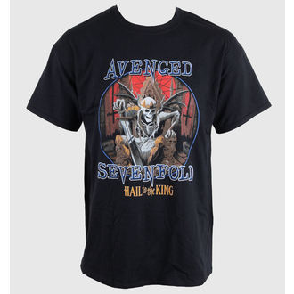 tee-shirt métal pour hommes Avenged Sevenfold - Deadly Rule - ROCK OFF