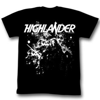 t-shirt de film pour hommes HIGHLANDER - Boom - AMERICAN CLASSICS - AC, AMERICAN CLASSICS, HIGHLANDER