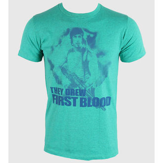 t-shirt de film pour hommes Rambo - First Blood - AMERICAN CLASSICS, AMERICAN CLASSICS, Rambo