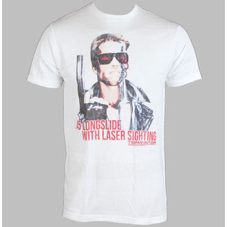 t-shirt de film pour hommes Terminator - Laser - AMERICAN CLASSICS, AMERICAN CLASSICS, Terminator
