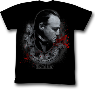 t-shirt de film pour hommes The Godfather - Showing Respect - AMERICAN CLASSICS, AMERICAN CLASSICS, Le parrain