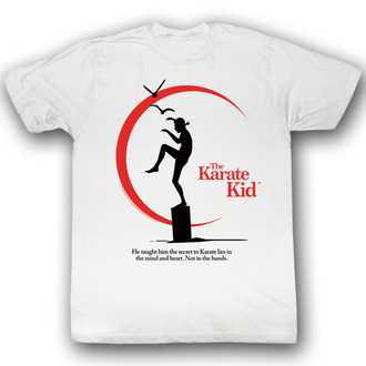 t-shirt de film pour hommes Karate Kid - Karate Truth - AMERICAN CLASSICS, AMERICAN CLASSICS, Karate Kid