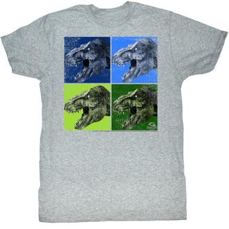 t-shirt de film pour hommes Jurassic Park - Ermuhgerd Grrr - AMERICAN CLASSICS, AMERICAN CLASSICS, Jurassic Park