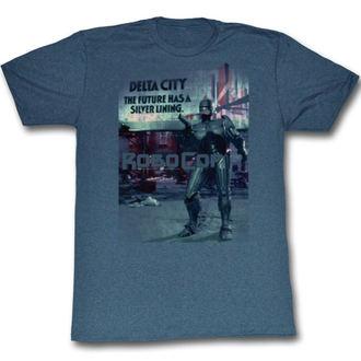 t-shirt de film pour hommes Robocop - Silver - AMERICAN CLASSICS, AMERICAN CLASSICS, Robocop