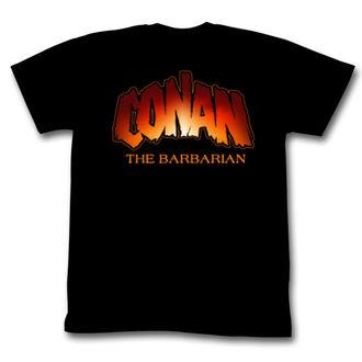 t-shirt de film pour hommes Barbar Conan - New Logo - AMERICAN CLASSICS, AMERICAN CLASSICS, Barbar Conan