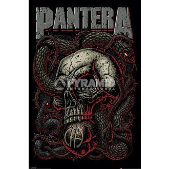 affiche Pantera - Serpent Eye - PYRAMID POSTERS
