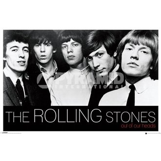affiche Rolling Stones - Out Of Our Heads - PYRAMID POSTERS, PYRAMID POSTERS, Rolling Stones