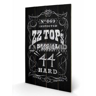 en bois tableau ZZ-Top - Special Batch - PYRAMID POSTERS, PYRAMID POSTERS, ZZ-Top
