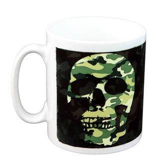 tasse Skull - Camo - PYRAMID POSTERS, PYRAMID POSTERS