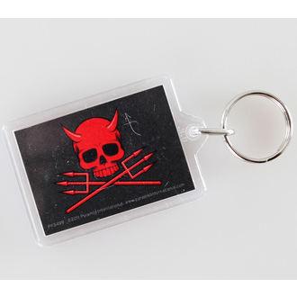 porte-clés (pendentif) Skullduggery - Devil - PYRAMID POSTERS, PYRAMID POSTERS