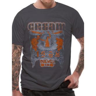 tee-shirt métal pour hommes Cream - Neaveu - LIVE NATION, LIVE NATION, Cream