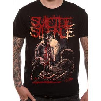tee-shirt métal pour hommes Suicide Silence - Grave - LIVE NATION, LIVE NATION, Suicide Silence