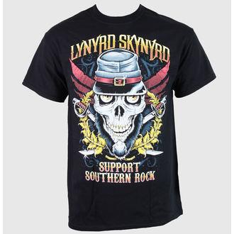 tee-shirt métal pour hommes Lynyrd Skynyrd - Support Southern - LIVE NATION, LIVE NATION, Lynyrd Skynyrd