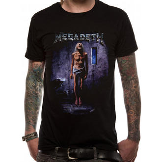 tee-shirt métal pour hommes Megadeth - COUNTDOWN TO EXTINCTION - PLASTIC HEAD, PLASTIC HEAD, Megadeth