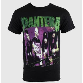 tee-shirt métal pour hommes Pantera - Group Sketch - BRAVADO, BRAVADO, Pantera