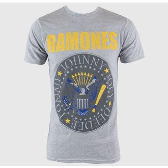 tee-shirt métal pour hommes Ramones - Y&B Seal - BRAVADO, BRAVADO, Ramones