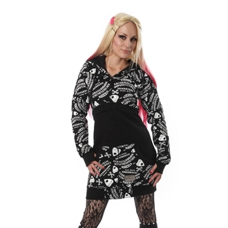 sweat-shirt avec capuche pour femmes - Ouija - VIXXSIN, VIXXSIN