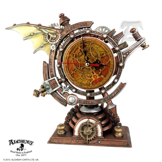 décoration Alchemy Gothic - The Stormgrave Chronometer, ALCHEMY GOTHIC