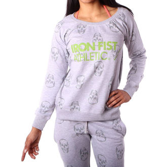sweat-shirt sans capuche pour femmes - ATHLETIC - IRON FIST, IRON FIST