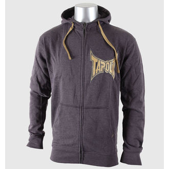 sweat-shirt avec capuche pour hommes - Agent Shield - TAPOUT, TAPOUT