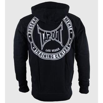 sweat-shirt avec capuche pour hommes - Training Center 1 - TAPOUT, TAPOUT