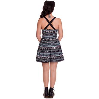 robe pour femmes HELL BUNNY - Inca Mini, HELL BUNNY