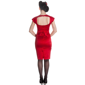 robe pour femmes HELL BUNNY - Angie - Rouge, HELL BUNNY
