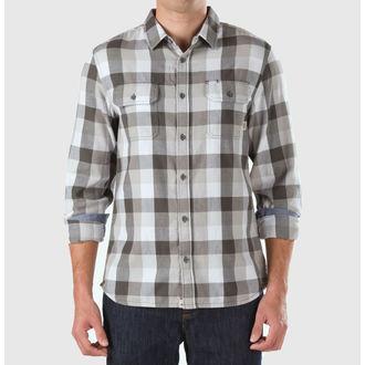 chemise pour hommes VANS - Alameda - Gravel, VANS