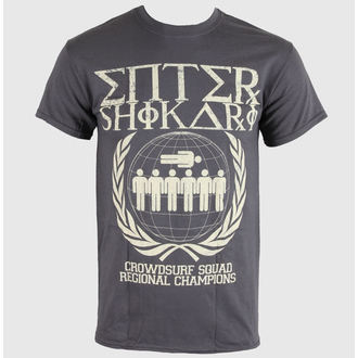 tee-shirt métal pour hommes Enter Shikari - Crowd Surfing - LIVE NATION, LIVE NATION, Enter Shikari