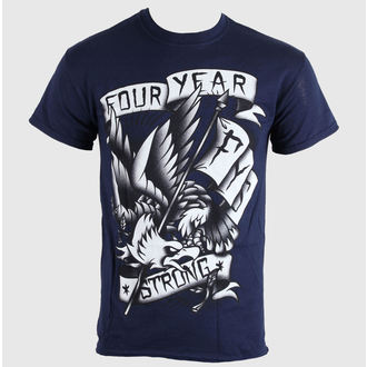tee-shirt métal pour hommes Four Year Strong - Eagles Spear - LIVE NATION, LIVE NATION, Four Year Strong