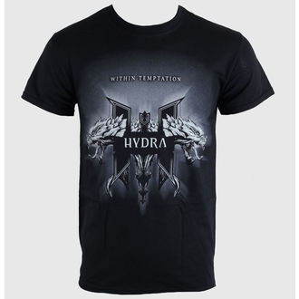 tee-shirt pour hommes Within Temptation - Hydra Grey - LIVE NATION, LIVE NATION, Within Temptation