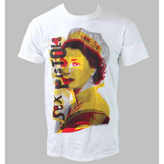 tee-shirt métal pour hommes Sex Pistols - Multi Colour Queen - LIVE NATION, LIVE NATION, Sex Pistols
