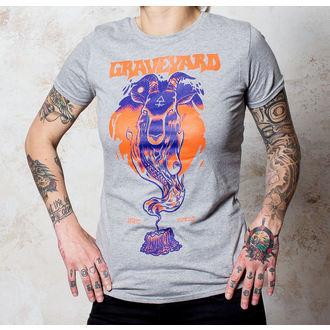 tee-shirt métal pour femmes Graveyard - Satan - Buckaneer, Buckaneer, Graveyard