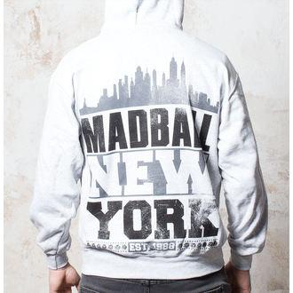 sweat-shirt avec capuche pour hommes Madball - Skyline - Buckaneer, Buckaneer, Madball
