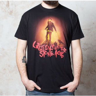 tee-shirt métal pour hommes Queens of the Stone Age - Jump - Buckaneer, Buckaneer, Queens of the Stone Age