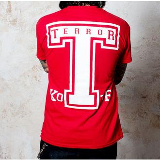 tee-shirt métal pour hommes Terror - BigT - Buckaneer, Buckaneer, Terror