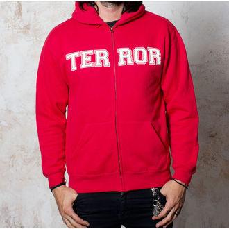 sweat-shirt avec capuche pour hommes Terror - BigT - Buckaneer, Buckaneer, Terror