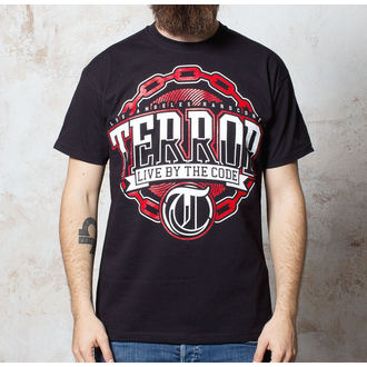 tee-shirt métal pour hommes Terror - Chain - Buckaneer, Buckaneer, Terror