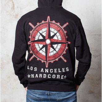 sweat-shirt avec capuche pour hommes Terror - Compass - Buckaneer, Buckaneer, Terror