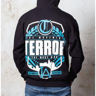 sweat-shirt avec capuche pour hommes Terror - Most High - Buckaneer, Buckaneer, Terror