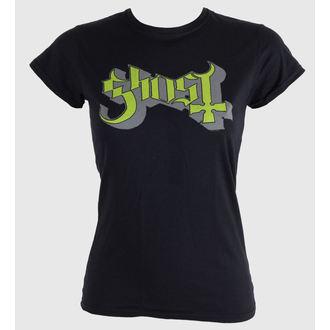 tee-shirt métal pour femmes Ghost - Keyline Logo - ROCK OFF, ROCK OFF, Ghost