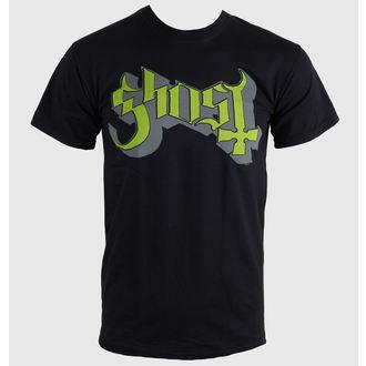 tee-shirt métal pour hommes Ghost - Keyline Logo - ROCK OFF, ROCK OFF, Ghost