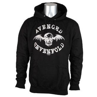 sweat-shirt avec capuche pour hommes Avenged Sevenfold - Logo - BRAVADO EU, BRAVADO EU, Avenged Sevenfold