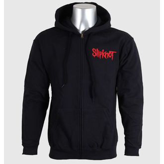 sweat-shirt pour hommes Slipknot - Skull Teeth - Noir - BRAVADO UE, BRAVADO EU, Slipknot