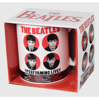 tasse The Beatles - Performing Live - ROCK OFF, ROCK OFF, Beatles