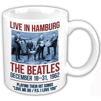 tasse The Beatles - Hambourg - ROCK OFF, ROCK OFF, Beatles
