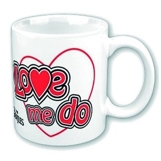 tasse The Beatles - Love Me Do - ROCK OFF, ROCK OFF, Beatles