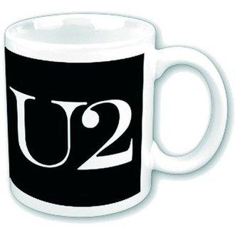 tasse U2 - Logo - ROCK OFF - U2TWMUG02