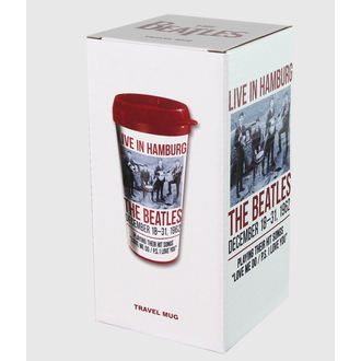 tasse thermo The Beatles - Hambourg - ROCK OFF, ROCK OFF, Beatles