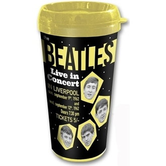 tasse thermo - The Beatles - Drop T - ROCK OFF, ROCK OFF, Beatles